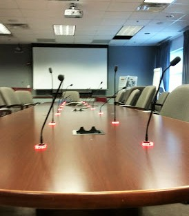 NIH Conference Room Upgrade